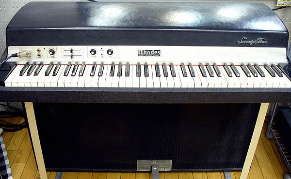 Rhodes Suitcase Piano 73 | ダストボウル伊勢崎...  ダストボウル伊